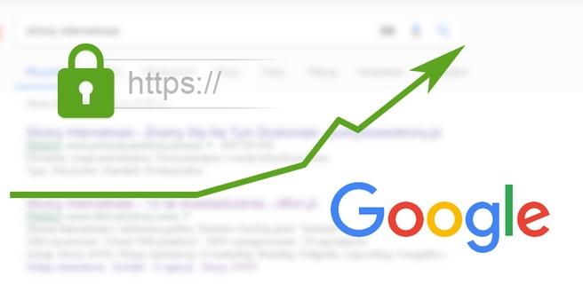 Pozycjonowanie stron www a certyfikat SSL