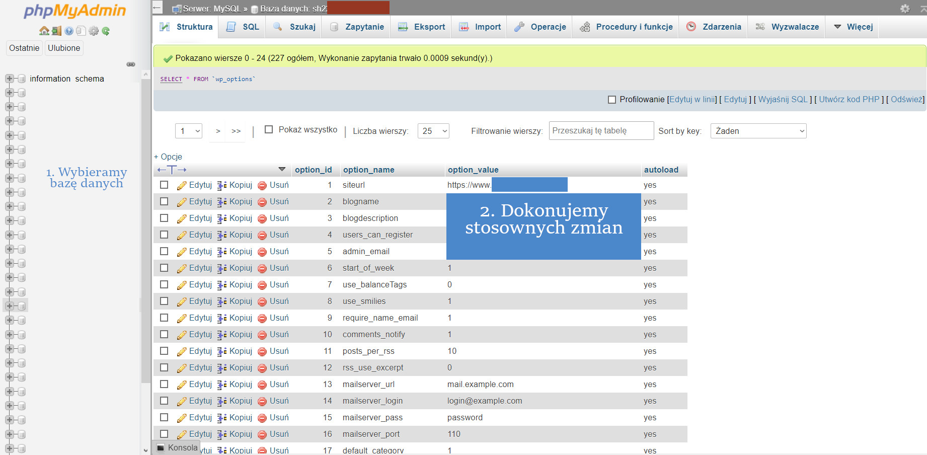 Jak przenieść stronę www na inny serwer?