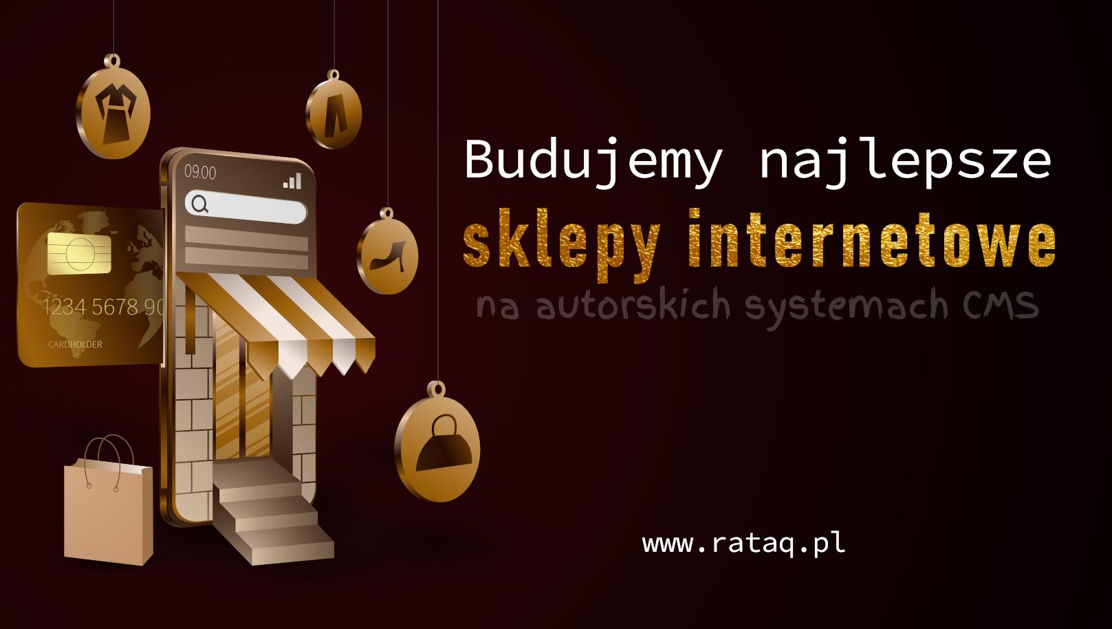 Sklepy internetowe - Zrobimy Ci sklep!
